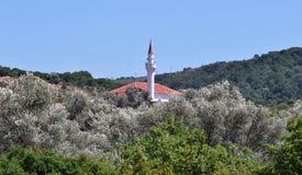 Dobre Vode w Montenegro stanie Zdjęcia Royalty Free