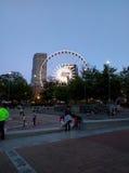 Dobrego popołudnia popołudnie w Atlanta Zdjęcie Stock