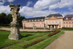 Dobris castle (Czech Republic). Dobris - old castle (Czech Republic Royalty Free Stock Photography