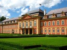 Dobris castle, Czech Republic Stock Photo