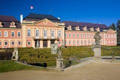 Dobris Palace Stock Image