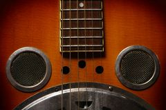 Dobro Guitar Royalty Free Stock Images