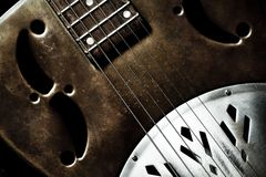 Dobro Guitar Stock Images