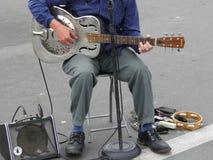 Dobro guitar Stock Photo