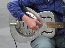 Dobro guitar Stock Photography