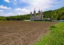 Dobrogea, Constanta,Romania, Mai 2017: Saint Andrew Monastery in Stock Photo
