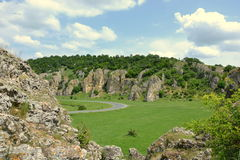 Dobrogea Gorges Royalty Free Stock Photos