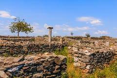Dobrogea, Romania. Royalty Free Stock Image