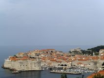 Dubrovnik cityscape Royalty Free Stock Image