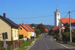 Dobrovnik, Slowenien Lizenzfreies Stockfoto