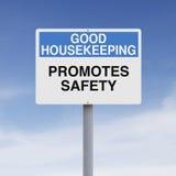 dobry housekeeping obrazy stock
