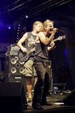 Dobry rockeuropo royaltyfri fotografi