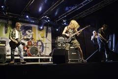 Dobry rockeuropo arkivbilder