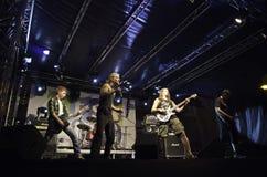 Dobry rockeuropo royaltyfri foto