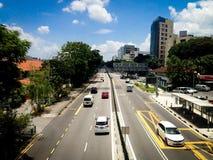 Dobry ruch drogowy Zdjęcie Royalty Free