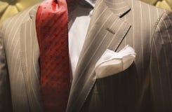dobrze ubrany mężczyzna Zdjęcia Stock