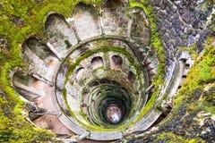 Dobrze w Sintra Zdjęcie Stock