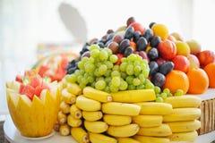 Docê de fruta Foto de Stock Royalty Free