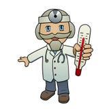Doc. de Chibi illustration de vecteur
