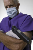 doc gun Стоковое Изображение RF