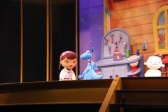 Doc McStuffins Show Royaltyfria Foton