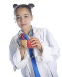 Doc novo com um coração Fotos de Stock