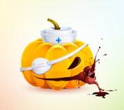Doc pumpkins Stock Photo
