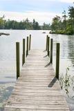 Doca de New Hampshire Imagens de Stock