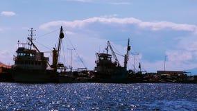 A doca marinha e o mar filme