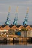 Docas de Cardiff Fotografia de Stock