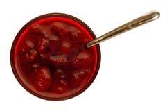 Doce de cerejas da cornalina Imagem de Stock Royalty Free