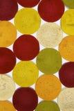 Doce de fruta Imagem de Stock Royalty Free