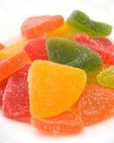 Doce de fruta Imagem de Stock