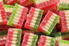 Doce de fruta colorido da fruta Imagem de Stock