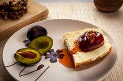 Doce do fruto, doce de fruta Foto de Stock