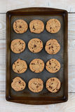 Docena galletas Fotos de archivo