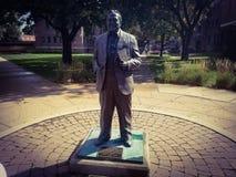 docent Статуя Farber стоковая фотография rf