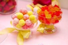 doces Foto de Stock