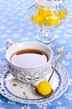 Doces amarelos Imagens de Stock Royalty Free