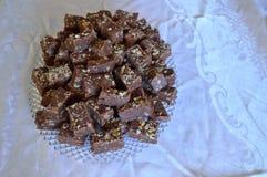 Doces caseiros do caramelo Imagens de Stock Royalty Free