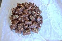Doces caseiros do caramelo Fotos de Stock