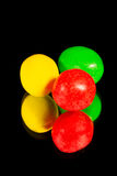 Doces coloridos Imagem de Stock Royalty Free