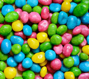 Doces coloridos brilhantes Imagens de Stock