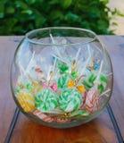 Doces coloridos do Lollipop Fotografia de Stock Royalty Free
