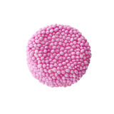 Doces cor-de-rosa Foto de Stock Royalty Free