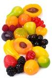 Doces da fruta Imagem de Stock Royalty Free
