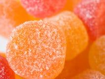 Doces da fruta no açúcar (geléia) Imagens de Stock Royalty Free