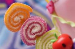 Doces da gelatina Imagem de Stock