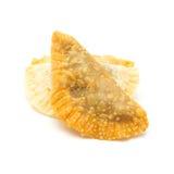 Doces das Ilhas Canárias - truchas de fruta Fotos de Stock Royalty Free