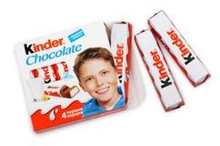 Doces de chocolate mais amáveis Imagem de Stock